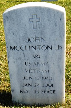 John McClinton, Jr