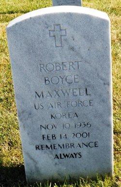 Robert Boyce Maxwell
