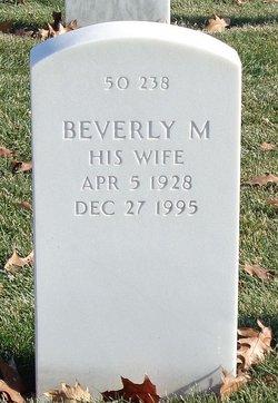 Beverly Mae <I>Gessner</I> Gebler