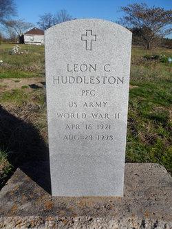 Leon C Huddleston