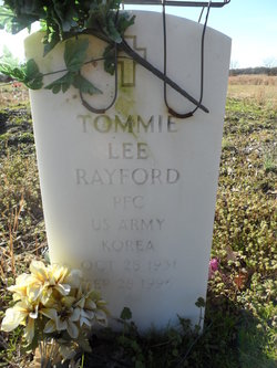 Tommy Lee Rayford