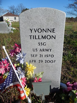 """Yvonne """"Von"""" Tillmon"""