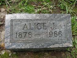 Alice J <I>Fogo</I> Aber