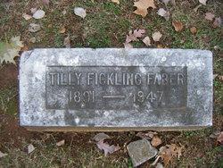 Tilly Davant <I>Fickling</I> Faber