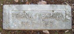 Frank Fickling