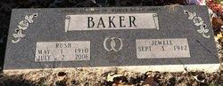 Jewell <I>Tharp</I> Baker