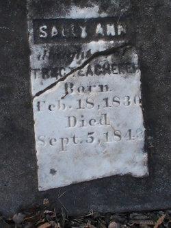 Sally A. Teachner