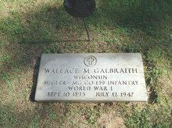Wallace Miller Galbraith