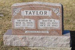 Arthur N Taylor
