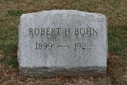 Robert H Bohn