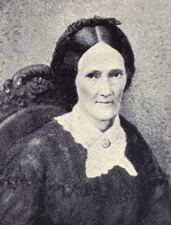 Mary Ann <I>Wilson</I> Andrews