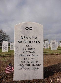 Deanna McGookin