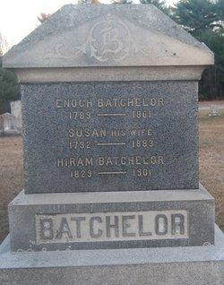 Susanna <I>Warren</I> Batchelor