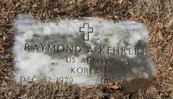 Raymond A Kehrein