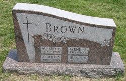 Alfred V Brown