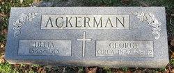 Delia Ackerman