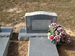 George W Baker, III