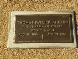 Thomas P Ahearn