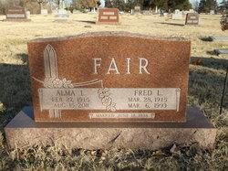 Fred L Fair
