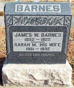 Sarah Martha <I>Royse</I> Barnes