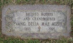 Delia M <I>Martin</I> Austin