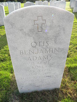 Otis Benjamin Adams