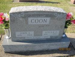 Luella J. <I>Hoover</I> Coon