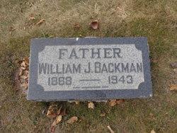 William Jacob Backman