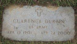 Clarence Durbin