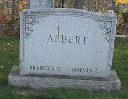 Frances <I>Cohen</I> Albert