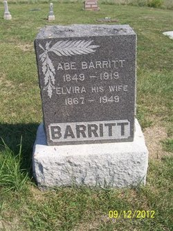 "Abraham M. ""Abe"" Barritt"