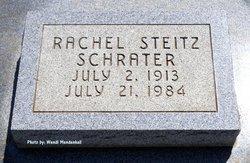 Rachel <I>Steitz</I> Schrater