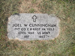 Joel Webster Cunningham Sr.