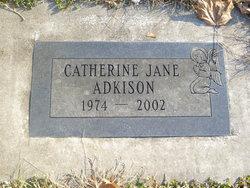 """Catherine Jane """"Cathy"""" Adkison"""