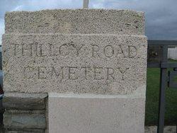 Thilloy Road Cemetery, Beaulencourt
