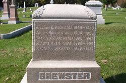 Carrie S. <I>Bridges</I> Brewster