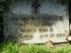 Freeman O Skogen