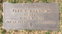 Fred Claude Harbison, Jr
