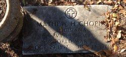 Mathew Hertzog Chopin
