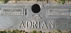 Phillip Lawrence Adrian