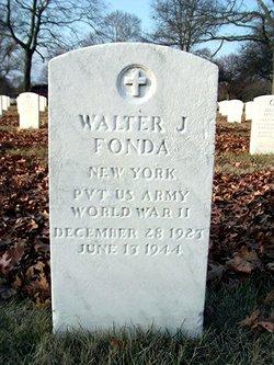 Walter J Fonda