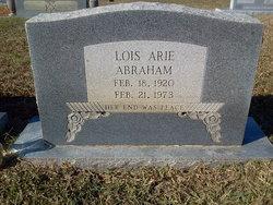 Lois Arie Abraham