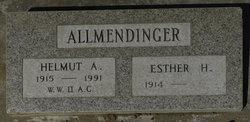 Helmut A. Allmendinger