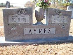 Addie <I>Scott</I> Ayres