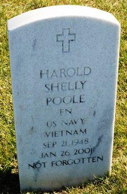 Harold Shelly Poole