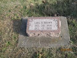 Carl Silvus Brown