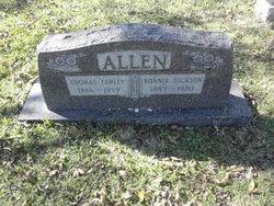 Thomas Earley Allen