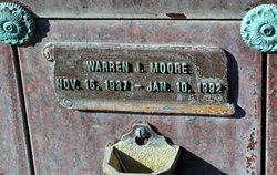 Warren J Moore