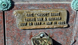 "Eric ""Chuck"" Stowe"