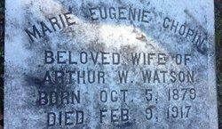 Marie Eugenie <I>Chopin</I> Watson